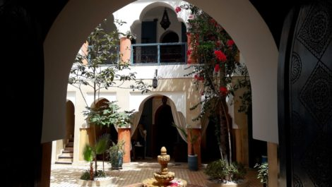 Luxe et haut standing dans le quartier le plus recherché de la médina de Marrakech