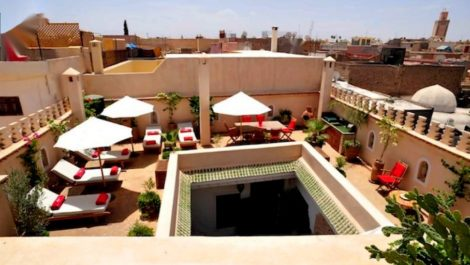 Luxurious Riad with excellent finishes, in the medina of Marrakech