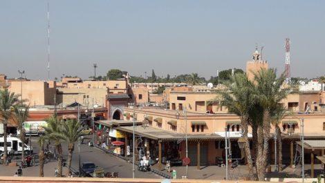 Riad à rénover – Excellent emplacement ; vue Ferblantiers