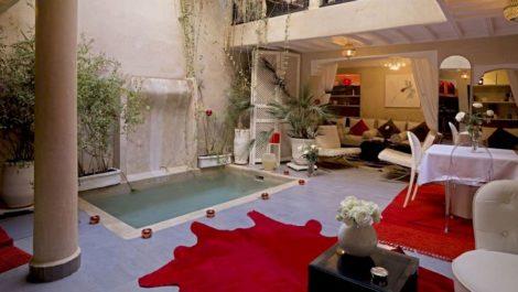 Sidi Mimoun, Maison d'Hôtes de six chambres, prix imbattable