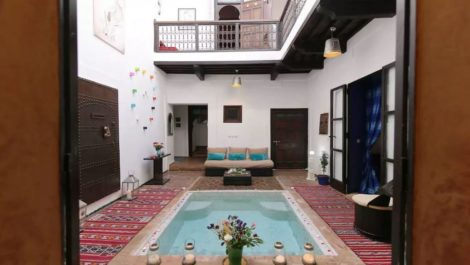 Beautiful Riad in an environment of excellence