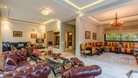 Villa à la vente à Targa Marrakech