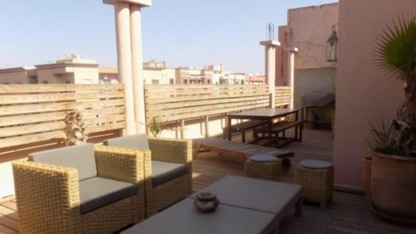 Atypical apartment in Targa