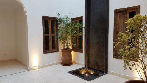 Ksour – Magnifique Riad cinq chambres et bassin en terrasse