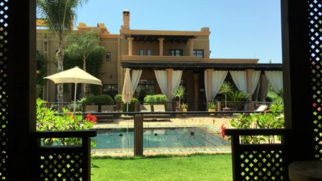 Luxurious villa for rent at Samanah Golf