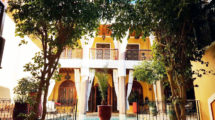 Riad classified guest house, beautiful pool, SPA