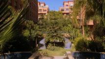 Appartement à vendre dans une belle résidence avec piscine
