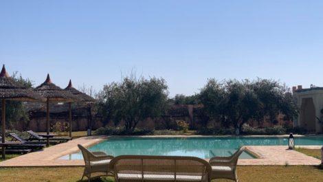 Superbe Villa à vendre route de Fes