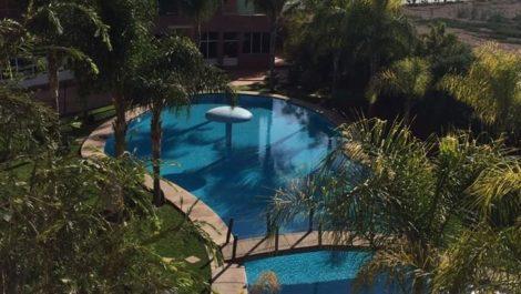 appartement à la vente dans belle résidence avec piscine