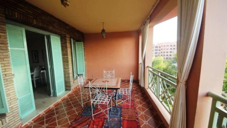 Appartement meublé de bon standing à la location