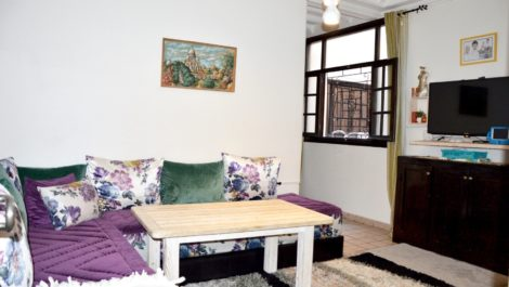 Appartement dans la nouvelle ville
