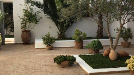 Superbe villa avec emplacement exceptionnel