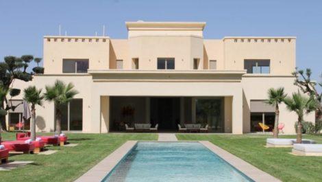 Superbe villa épurée 7 chambres