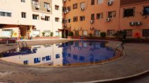 Apartment for sale in the city center in sidenrece with swimming pool
