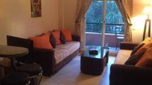 appartement meublé à la vente dans résidence avec piscine
