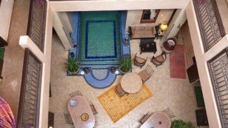 Maison d'hôtes de charme de six chambres!