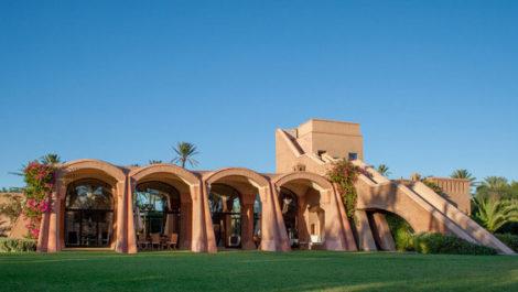 Majestueuse propriété à la Palmeraie de Marrakech