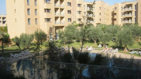 Appartement de haut standing dans résidence avec piscine