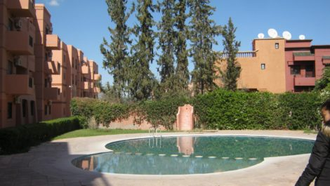 Coquet appartement dans une résidence avec piscine