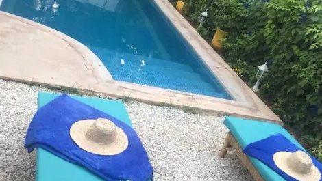 Belle villa à la vente avec piscine