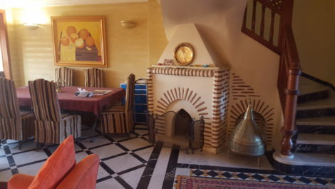 Atypical Andalusian style duplex for sale in the city center