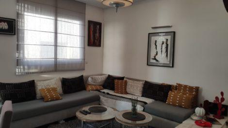 Très bel appartement contemporain