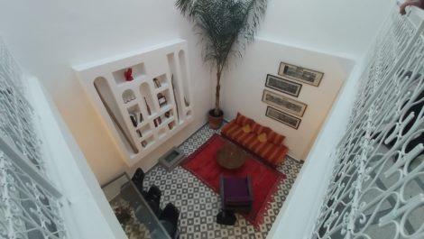 Douiria de charme avec un excellent emplacement à Riad Larousse!