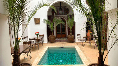 5 bedroom guest house in Riad Zitoun El Jdid opportunity to seize