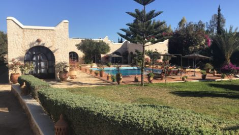 Magnificent and vast Berber property in Essaouira