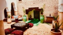 Sumptuous eighteenth century Riad!