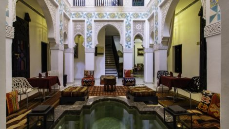 Boutique Hotel in the heart of the medina of Marrakech – SPA