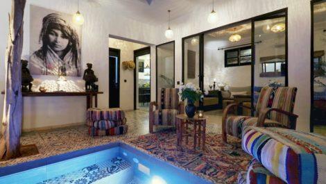 Superb Riad for seasonal rental in Sidi Mimoun