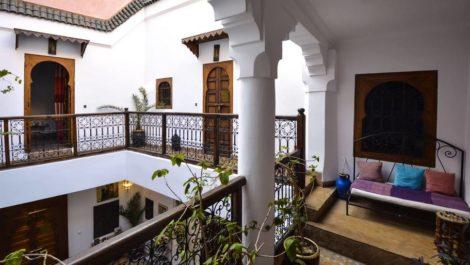 Maison d'hôtes de six chambres bien placée