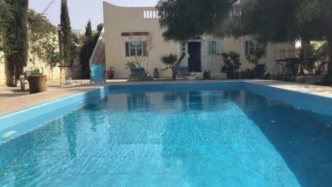 Essaouira – Charming single storey house, swimming pool