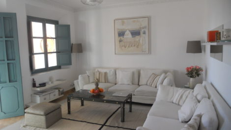 Long-term rental exceptional furnished apartment – L'Hivernage – Koutoubia View