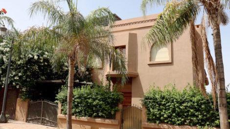 Targa, magnifique villa à la location – quatre chambres, piscine