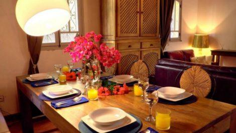 Essaouira : Très beau Riad de quatre chambres