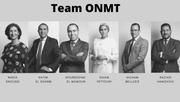 ONMT : Nouvel organigramme