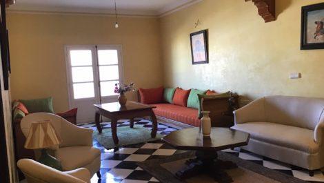 Essaouira : Bel appartement en bord de mer
