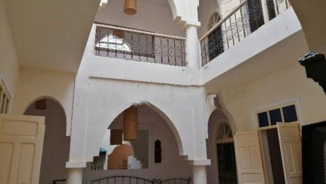 Marrakech : Riad de quatre chambres, idéal Airbnb