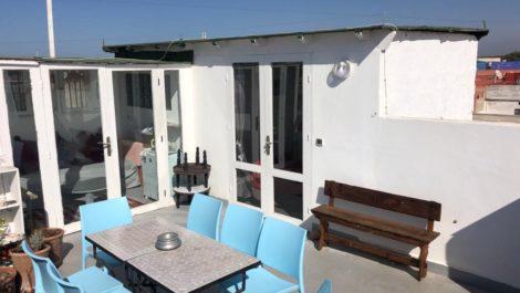 Essaouira : Magnifique appartement en dernier étage avec double terrasse panoramique