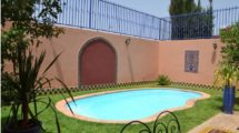 Villa in Targa, four bedrooms, swimming pool, close to all amenities