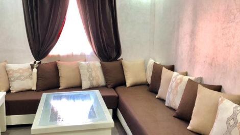 Bassatine-Targa : Appartement de 49 m² dans une résidence sécurisée