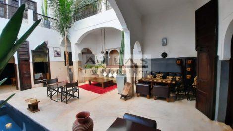 Marrakech : Propriété de charme