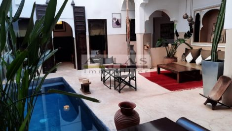 Marrakech : Charming property