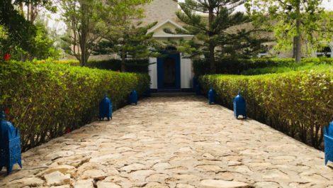Magnifique propriété de cinq-mille mètres carrés à Essaouira
