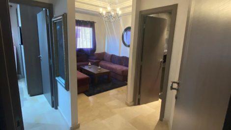 Marrakech : Appartement aux belles finitions situé à cinq minutes du centre-ville