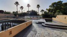 Exceptionelle propriété donnant sur les jardins de la Mamounia