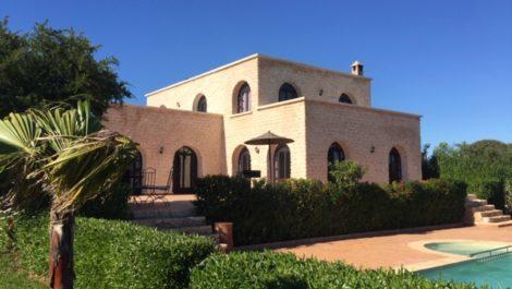 Essaouira : Villa avec vue en location saisonnière