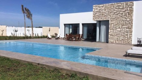 Magnificent contemporary villa located a few kilometers from Essaouira
